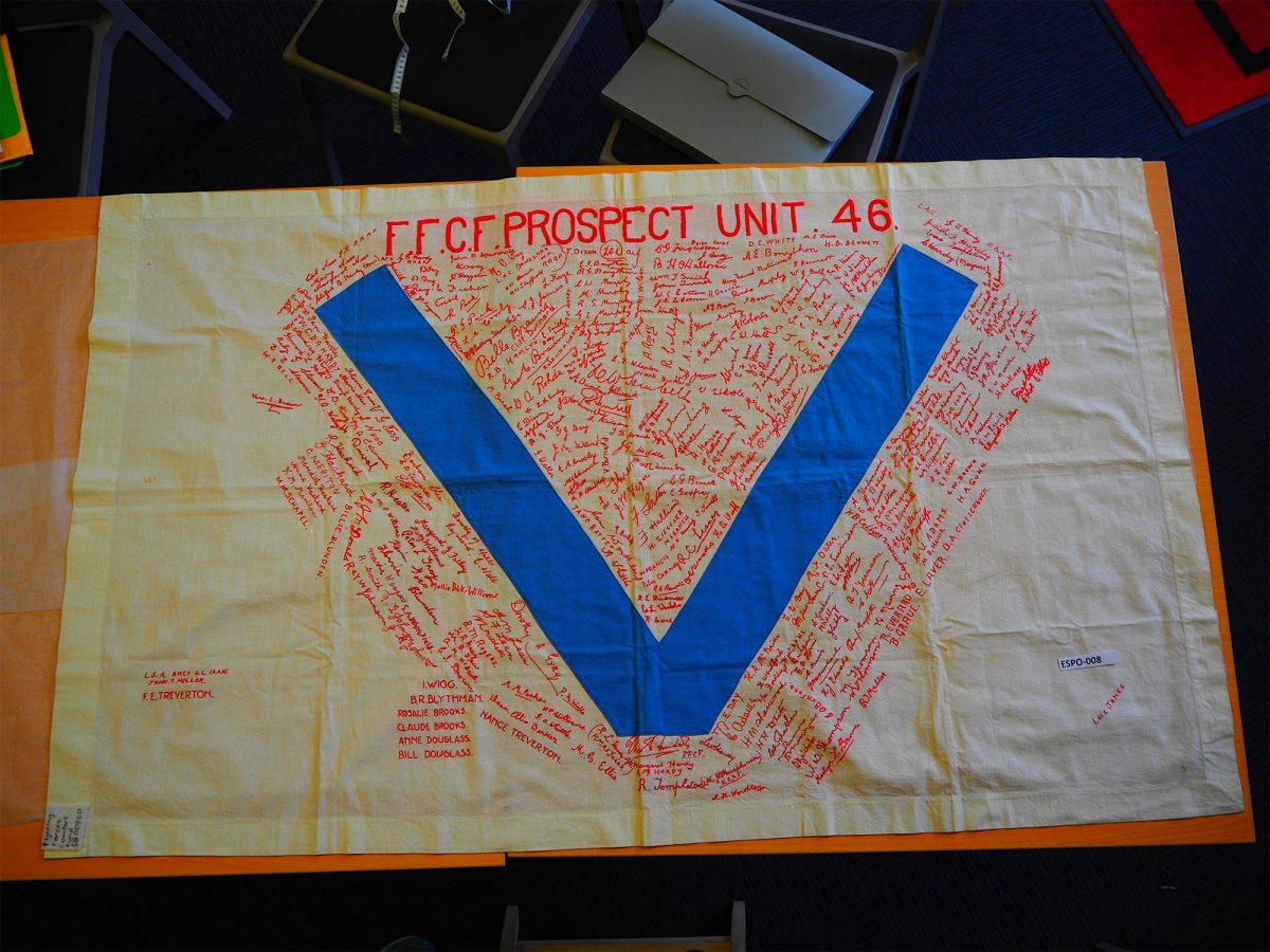 FFCF. Prospect Unit 46: Banner