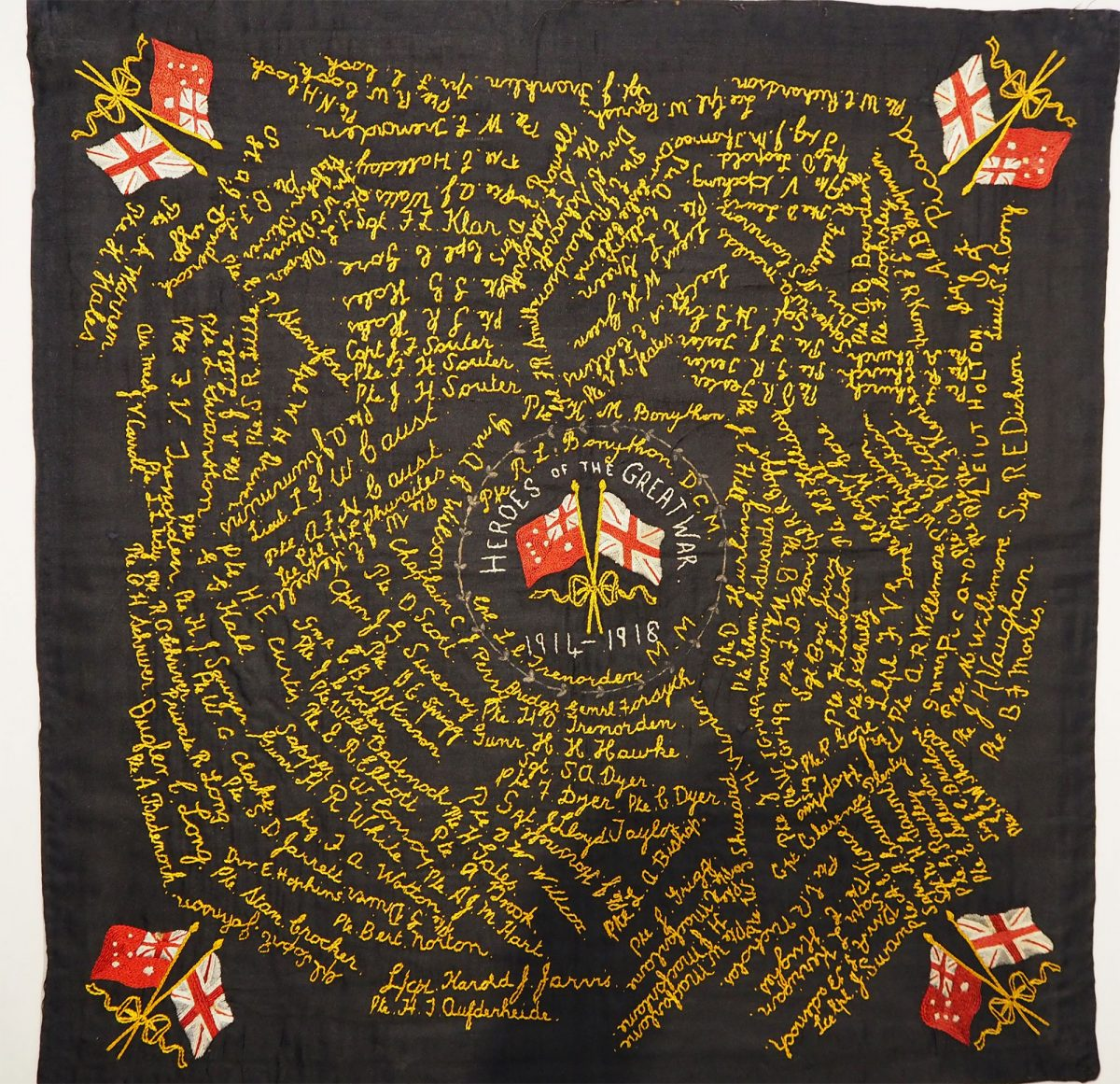 Heroes of the Great War 1914-1918: Cloth
